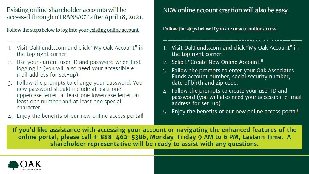 Online Shareholder Access Portal Page 2 Image