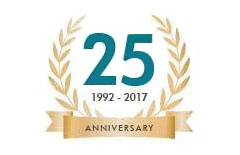 25 Year Anniversary Oak Associates Funds 1992-2017